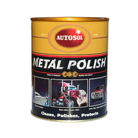 Autosol Metal Polish 1kg Tub Bulk Economy Pack Made in Germany #1100