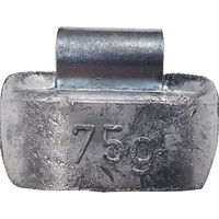 10 x 75g Tubeless Truck Tyre Clip On Balance Weights Australian Made Lead